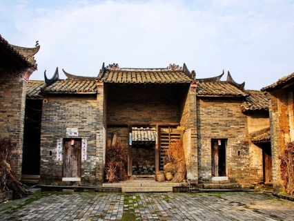 揭秘广州八大古镇村落