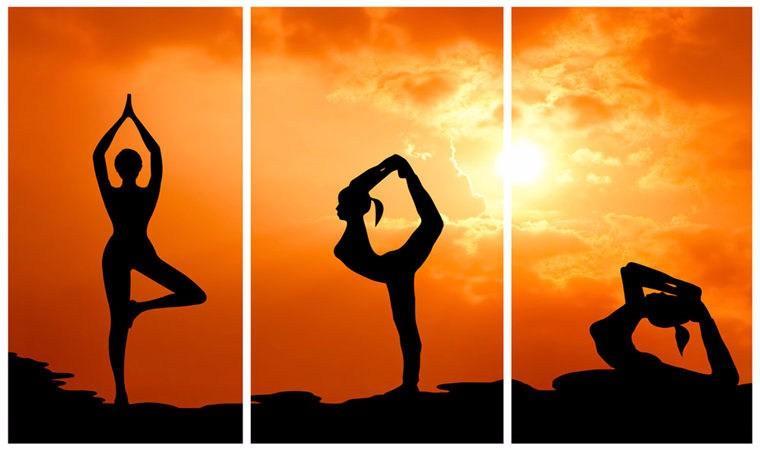 瑜伽减肥、呼吸、体式、冥想,脉轮等误区!